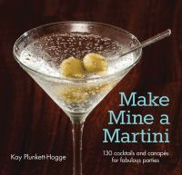 Make Mine A Martini