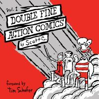 Double Fine Action Comics