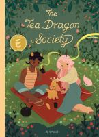 Cover of The Tea Dragon Society