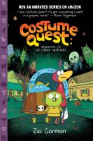 Costume quest. Invasion of the candy snatchers