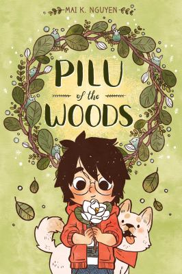 Pilu of the Woods(book-cover)