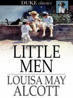 Little Men, Life at Plumfield With Jo's Boys