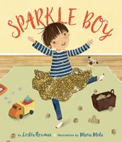Cover of Sparkle Boy