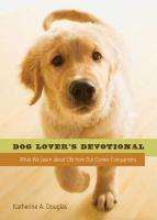 Dog Lover's Devotional