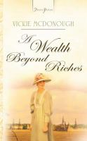 A Wealth Beyond Riches