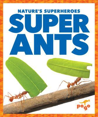 Cover image for Super Ants