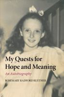 My Quests for Hope and Meaning
