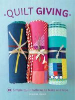 Quilt Giving