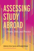 Assessing Study Abroad