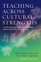 Teaching Across Cultural Strengths