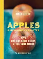 Apples of Uncommon Character