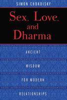 Sex, Love, and Dharma