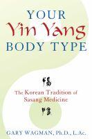 Your Yin Yang Body Type