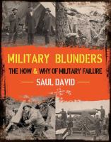 Military Blunders