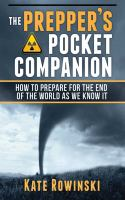 The Prepper's Pocket Companion