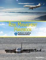 Risk Management Handbook