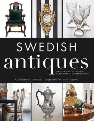 Swedish Antiques book cover