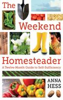 The Weekend Homesteader