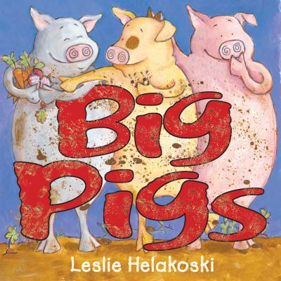 Cover image for Big Pigs
