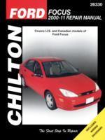 Chilton's Ford Focus 2000-11 Repair Manual