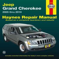 Jeep Grand Cherokee Automotive Repair Manual