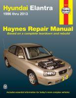 Hyundai Elantra Automotive Repair Manual