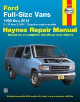 Ford Vans Automotive Repair Manual