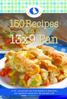 150 Recipes in A 13 X 9 Pan