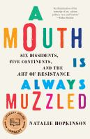 Image: A Mouth Is Always Muzzled