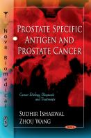Prostate Specific Antigen and Prostate Cancer