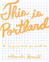 This Is Portland