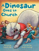 A Dinosaur Goes to Church