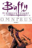 Buffy the Vampire Slayer Omnibus Volume 4