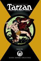 Tarzan, the Joe Kubert Years