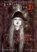 Vampire Hunter D Volume 20