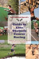 Strength & Speed's Guide to Elite Obstacle Course Racing