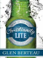 Christianity Lite