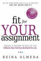 Fit for your Assignment