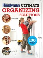 Ultimate Organizing Solutions