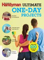 Ultimate One-day Projects