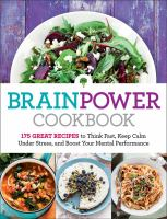 Brainpower Cookbook