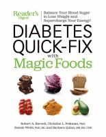 Diabetes Quick-fix With Magic Foods