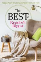 BEST OF READER'S DIGEST : HUMOR, HEART-WARMING STORIES, AND DRAMATIC TALES