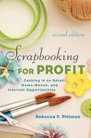 Scrapbooking for Profit