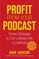 Profit From your Podcast