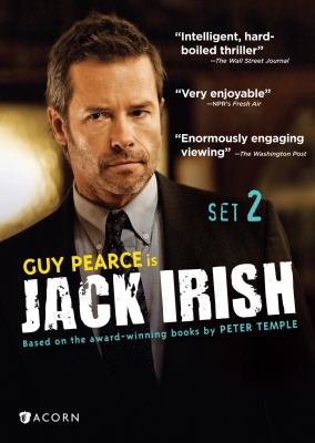 Cover image for Jack Irish