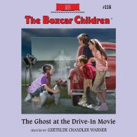 The Ghost at the Drive-in Movie