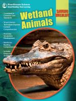 Wetland Animals
