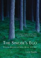 The Singer's Ego
