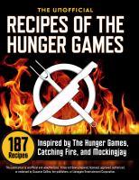 Recetas de la cubierta de los juegos del hambre. Vínculo: Catalogue los resultados para las recetas de los juegos del hambre